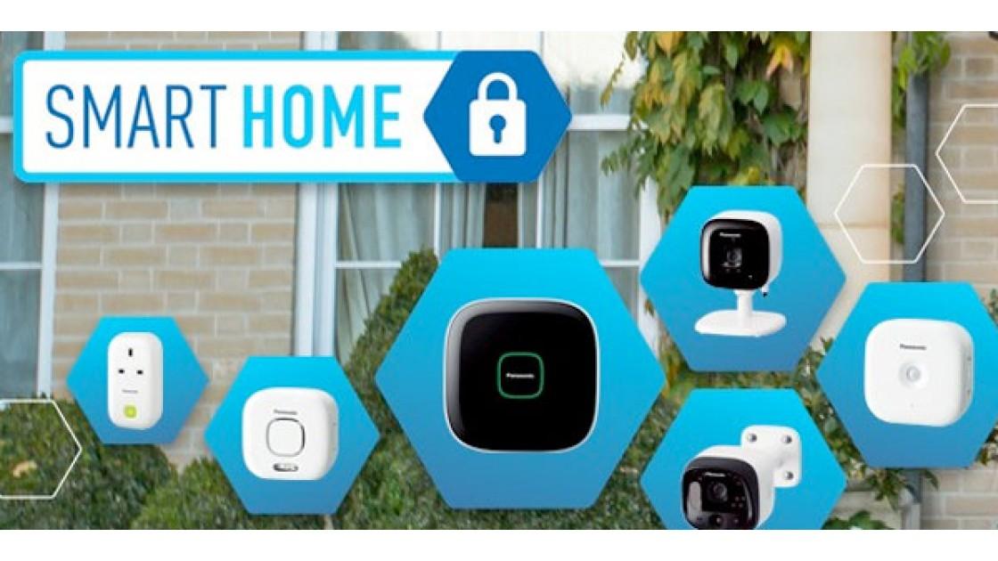 Monitorización y seguridad en el hogar con Smart Home de Panasonic