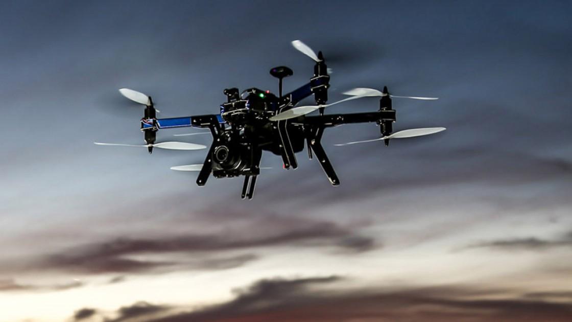 3D Robotics Introduce su Nuevo Drone Inteligente SOLO