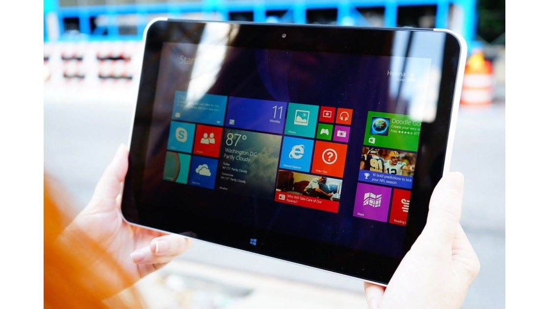 HP ElitePad 1000 G2 Tableta de Uso Rudo