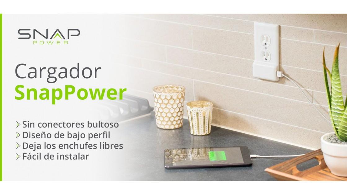 Cargador USB SnapPower