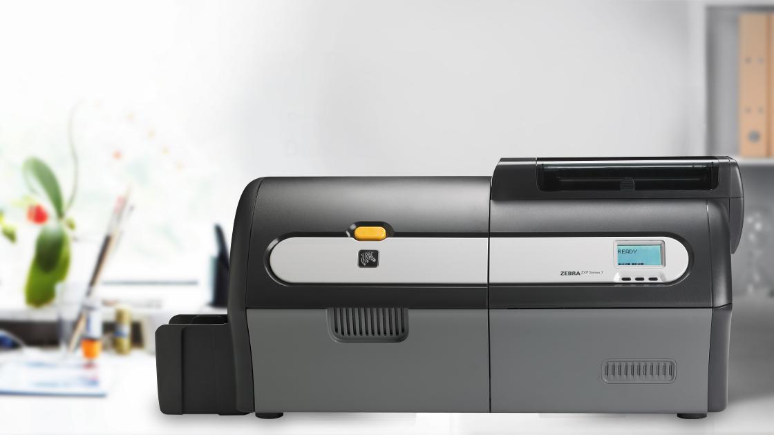 Impresora de tarjeta ZXP SERIES 7