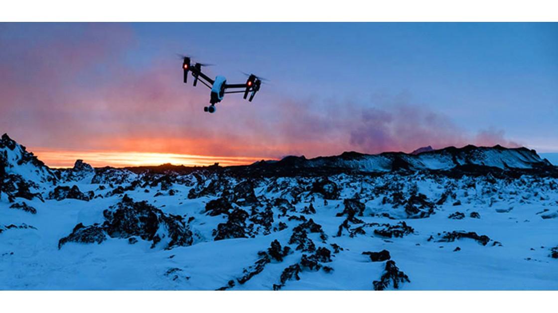 Drone Lo mejor en vistas panorámicas