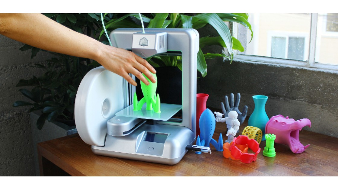 Guía del Compras para impresoras 3D