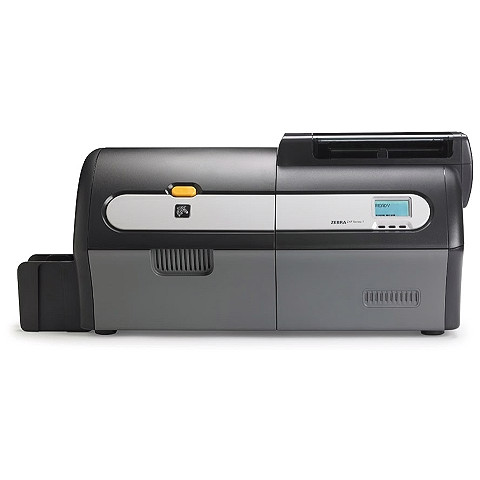 Impresora de credenciales Zebra ZXP Series 7
